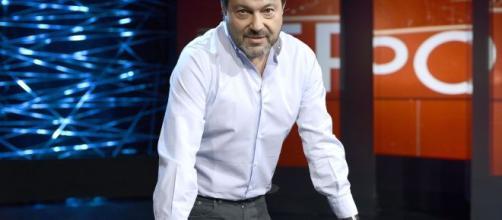 Sigfrido Ranucci, il conduttore di Report