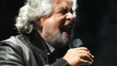Beppe Grillo sui sondaggi che danno in calo il M5s: 'Fanno solo confusione'