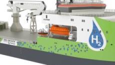 Ulstein SX190 es el primer buque de emisiones cero en alta mar