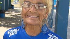Dona Salomé, torcedora-símbolo do Cruzeiro, morre em Belo Horizonte