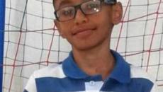 Prima de menino morto após queda de trave em Cristais Paulista (SP) desabafa: 'muita dor'