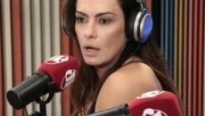 Núbia Óliiver dispara sobre outras emissoras: 'poderia até ter feito o teste do sofá'