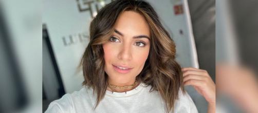 Ana Brenda tem uma longa carreira na Televisa. (Reprodução/Instagram/@anabreco) https://www.instagram.com/p/B5oQjhZFPBw/