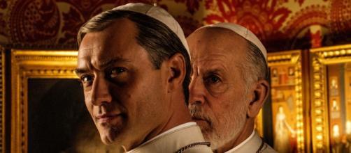 """Anche Marylin Manson tra le guest star della nuova serie """"The new Pope"""" da gennaio su Sky"""