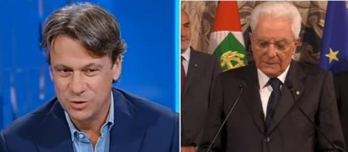 Nicola Porro non ha gradito l'esternazione di Sergio Mattarella sull'evasione fiscale.