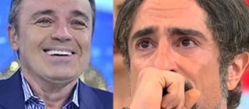 """O apresentador de """"A Fazenda"""" ganhou um boneco de um super-herói de Gugu Liberato. (Arquivo Blasting News)"""