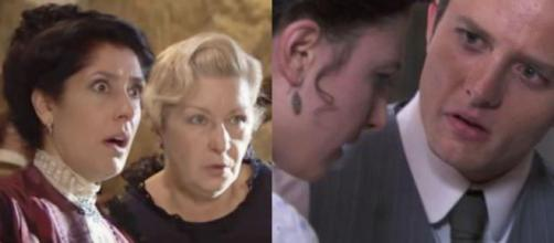 Una Vita, trame al 21 dicembre: Lucia respinge l'Alday, Susana e Rosina ricattate
