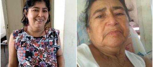 Vítimas sofreram ferimentos na região do tórax. (Arquivo Pessoal)