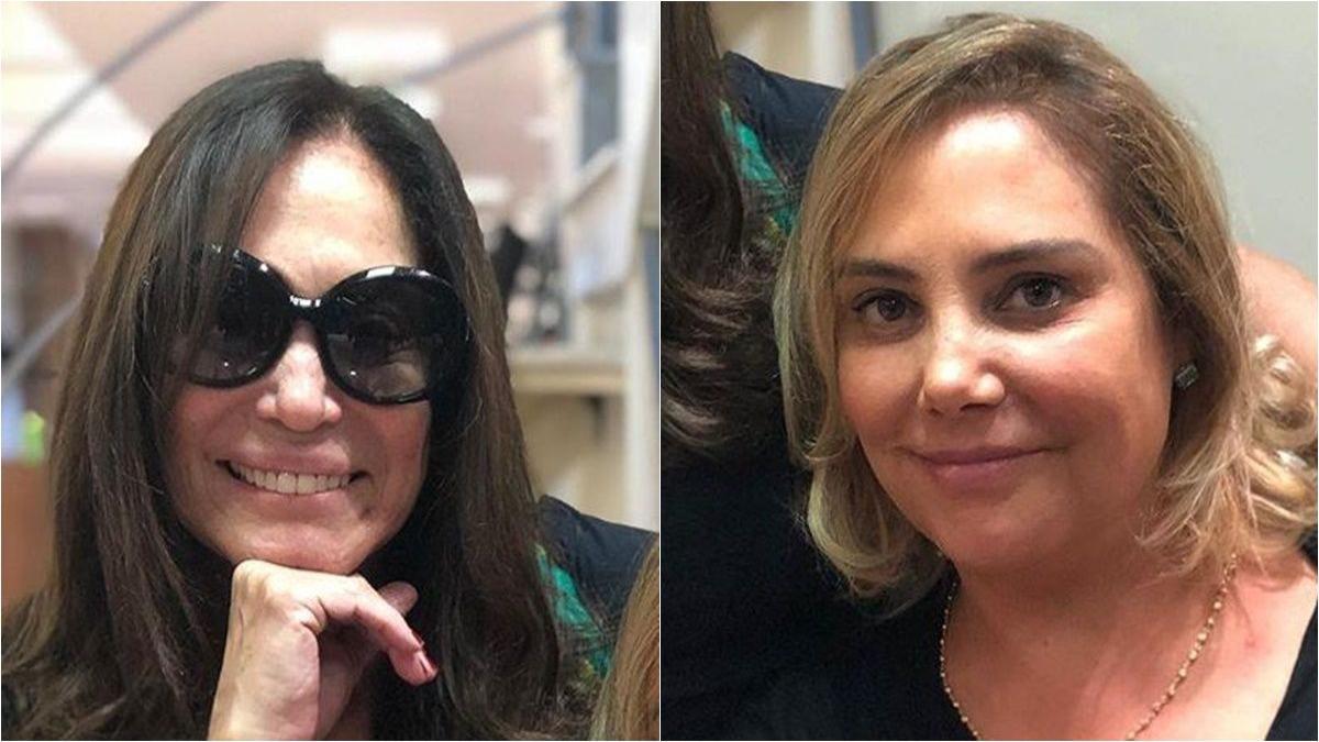 Susana Vieira E Heloisa Périssé Posam Juntas Após Vencerem