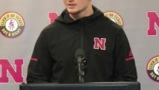 Andrew Bunch says goodbye to Nebraska football nation