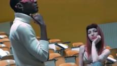 Bello Figo: video esplicito girato di nascosto all'Università di Pisa, rischia denuncia
