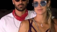 Luana Piovani publica vídeo cheirando a camisa do namorado e diz estar com saudade
