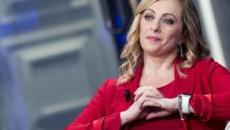 Giorgia Meloni apprezza il videoclip di Zalone: 'La canzone Immigrato è divertente'