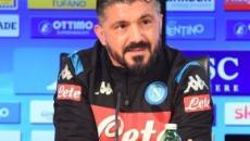 Napoli, Gattuso si presenta: 'Non fate paragoni con Ancelotti, devo ancora fare tanto'
