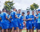 O Cruzeiro já planejou as mudanças de 2020. (Vinnicius Silva/Cruzeiro)