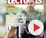 Jorge Javier, tras la operación, está medicado contra la depresión