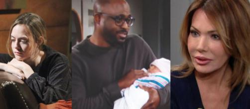 Beautiful trame: Reese presenta a Taylor una neonata, Hope distrutta dopo la morte di Beth