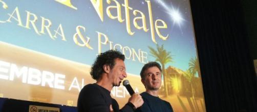 """Conferenza stampa di presentazione del film """"Il Primo Natale"""""""