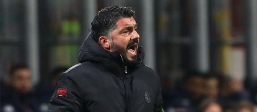 Gennaro Gattuso, prossimo allenatore del Napoli.