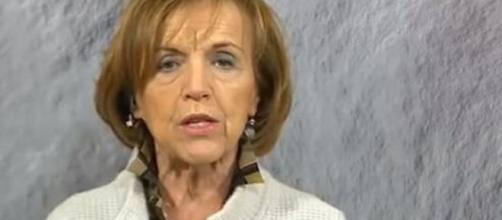 L'ex Ministro dell'Economia Elsa Fornero.