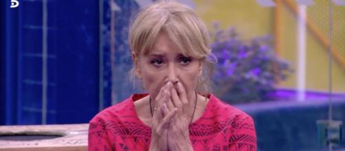 Mila Ximénez, al límite por culpa de Hugo Castejón en 'GH VIP 7' - quemedices.es