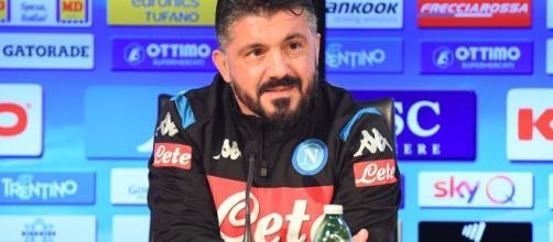 Rino Gattuso è il nuovo allenatore del Napoli