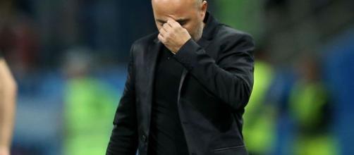 Sampaoli termina relação com Santos. (Arquivo Blasting News)