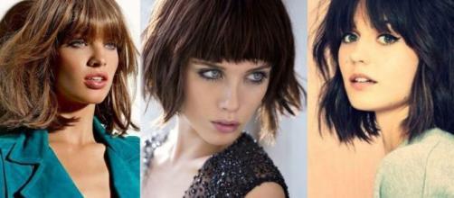 Tagli di capelli: il carré alla francese nell'inverno 2020