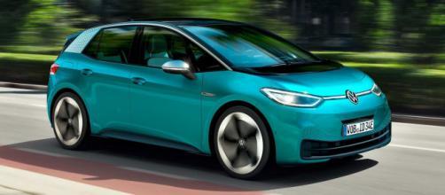 VW ID.3 tenterà di diventare l'elettrica più venduta - motor1.com