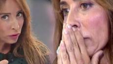 María Patiño se muestra muy afectada por la depresión de Jorge Javier