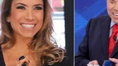 Patrícia Abravanel posta fotos em família para homenagear e parabenizar Silvio Santos
