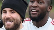 Manchester United, Shaw punge ironicamente l'amico Lukaku: 'Bentornato in Europa League'