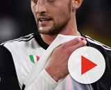 Adrien Rabiot, centrocampista della Juventus.