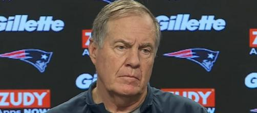 Belichick is worried about the Bengals' ability to pull off an upset (Image Credit: New England Patriots/YouTube)