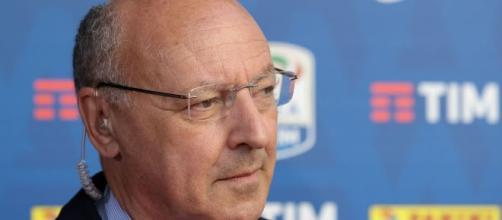 Beppe Marotta pronto per il calciomercato di gennaio