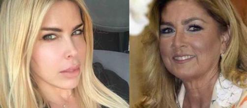 Loredana Lecciso e Romina Power: per motivi diversi, entrambe non erano presenti al funerale dell'ex suocera.