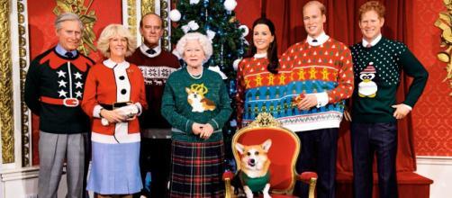 Noël: les pires photos de famille - photo publiée par Paris Match