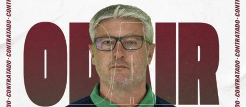 Odair Hellmann é anunciado como novo técnico do Fluminense. (Divulgação/Fluminense)