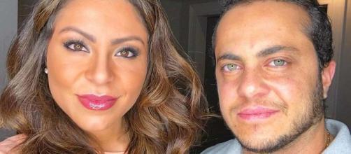 Thammy Miranda e Andressa Ferreira esperam um menino. (Arquivo Blasting News)