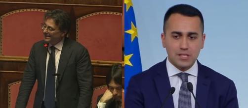 Ugo Grassi, passa dal M5s alla Lega e Di Maio non le manda a dire a Salvini e a chi vuole lasciare i grillini.