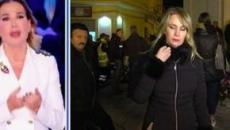 Al Bano al funerale della mamma, Barbara d'Urso sgrida l'inviata che voleva intervistarlo