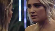 'A Fazenda 11': Tati diz para Hariany que Lucas é abusivo