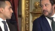 Senatori da M5s a Lega, Salvini su parole di Conte e Di Maio: 'Se vanno avanti li querelo'