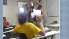 Polícia ouve aluno que foi denunciado por racismo após ter recusado prova de professora