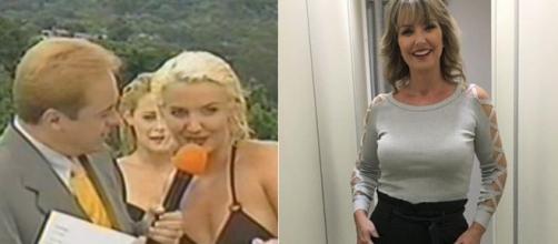 Alessandra Scatena atualmente está com 43 anos. (Reprodução/SBT/Instagram/@alessandrascatenaoficial)