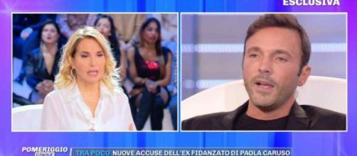 Daniele Di Lorenzo, presunto ex fidanzato di Elena Morali, è stato ospite di Pomeriggio 5 il 13 dicembre.