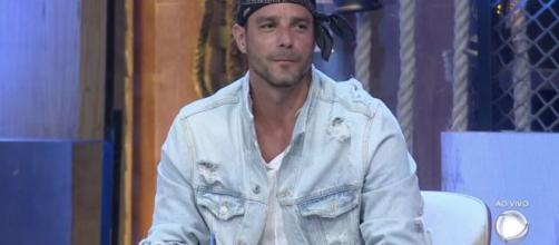 """Diego Grossi fica na terceira colocação de """"A Fazenda 11"""". (Reprodução/RecordTV)"""