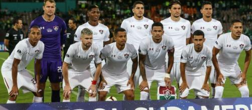 Fluminense quitou seis meses de direitos de images nesta quinta-feira (12). (Arquivo Blasting News)