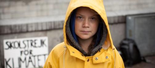 Greta Thunberg, attivista ambientale.