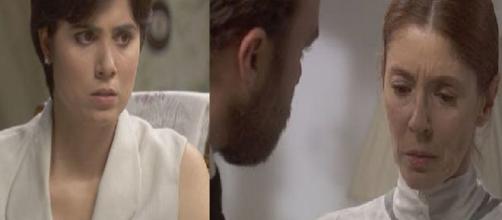 Il Segreto spoiler: Maria sospetta del rapporto tra l'infermiera Dori e Fernando